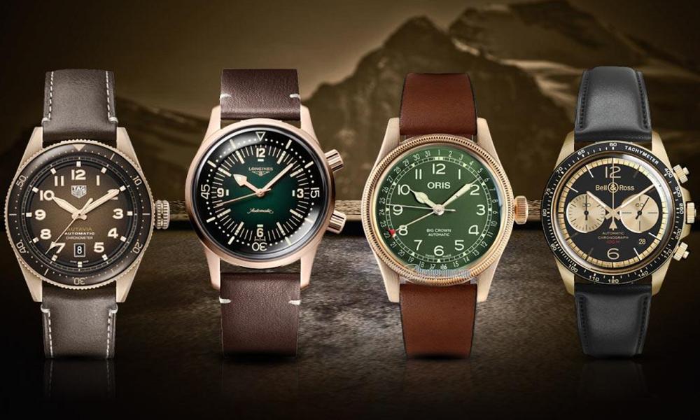 10 Chiếc đồng hồ bằng đồng tốt nhất năm 2021