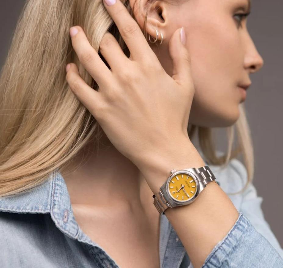 Bộ sưu tập đồng hồ Rolex Oyster Perpetual