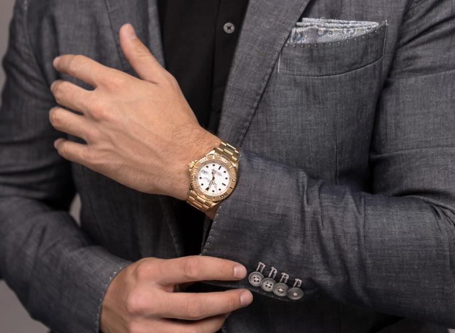 Bộ sưu tập đồng hồ Rolex Yacht-Master