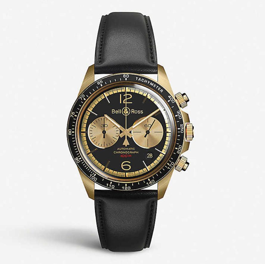 Đồng hồ Bell & Ross BRV294-BC-BR/SCA BR V2-94