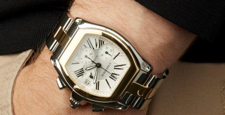 Cartier Roadster: Một cái nhìn về những chiếc đồng hồ thể thao đã ngừng sản xuất của Cartier