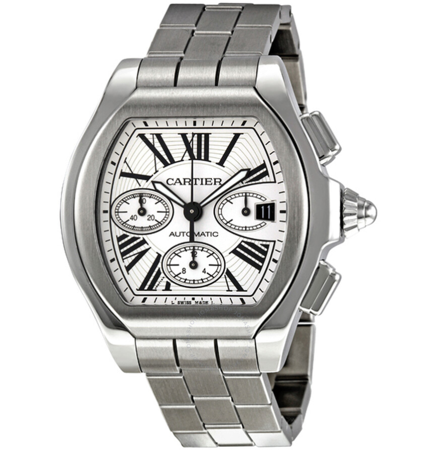 Đồng hồ Cartier Roadster Automatic Chronograph W6206019