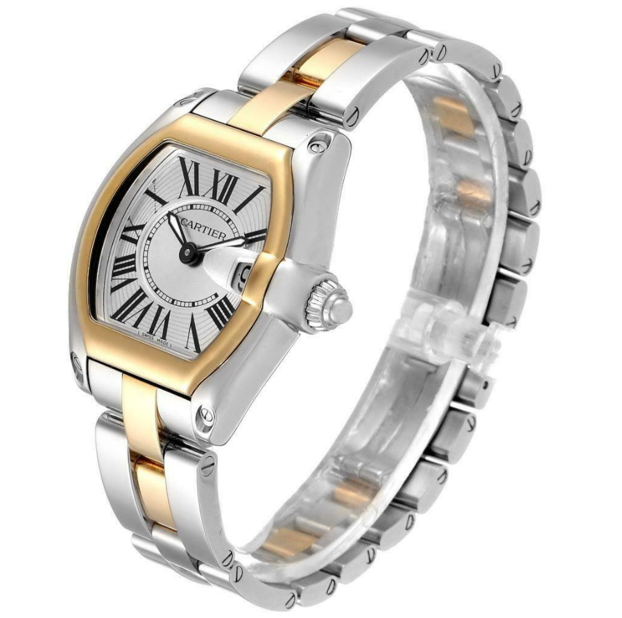 Đồng hồ Cartier Roadster Two-Tone W62026Y4