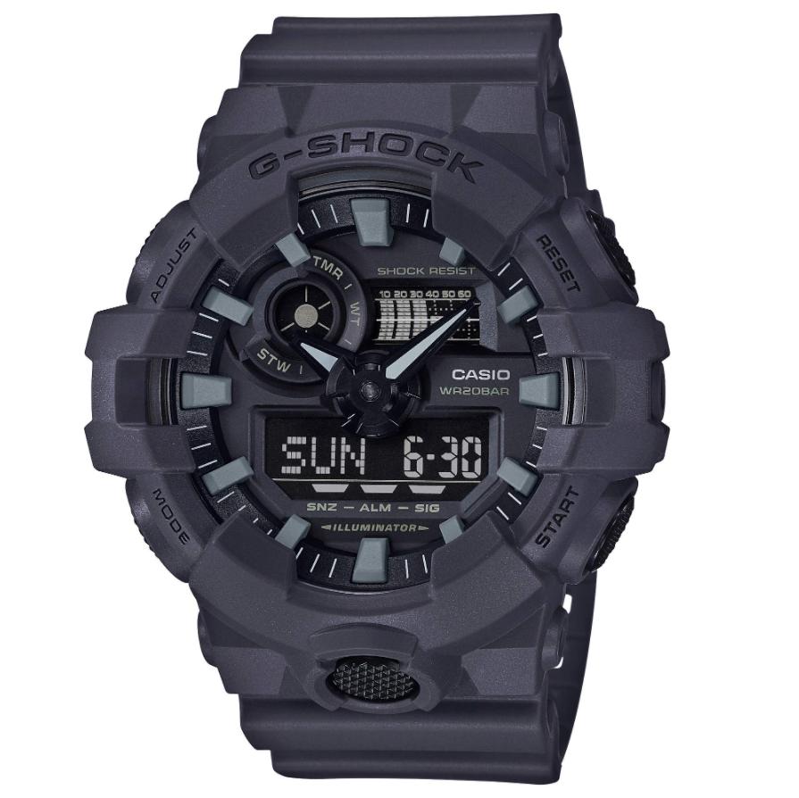 Đồng hồ Casio G-Shock XL Series Quartz GA-700UC-8ACR