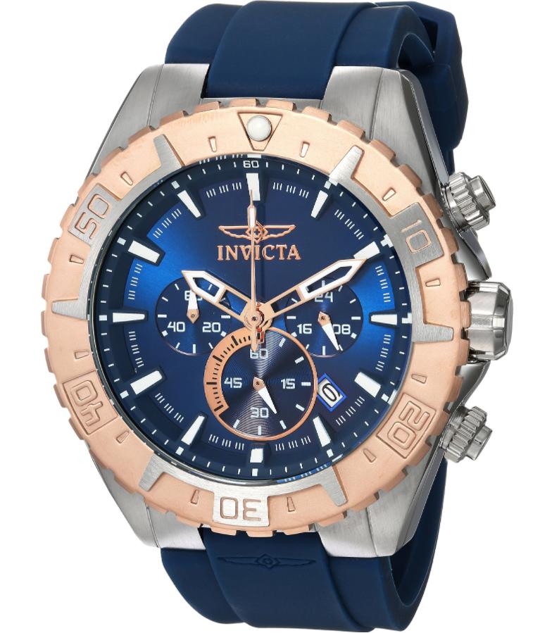 Đồng hồ Invicta Aviator Quartz tham chiếu 22523 và 22525
