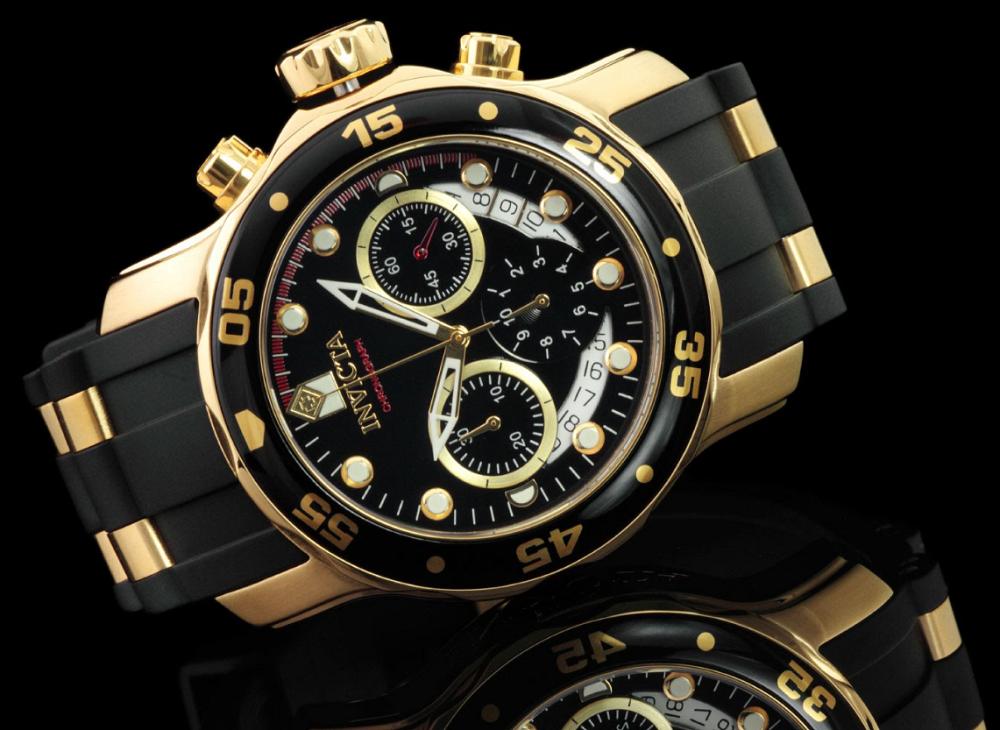 Đồng hồ Invicta Pro Diver Scuba Quartz 6981