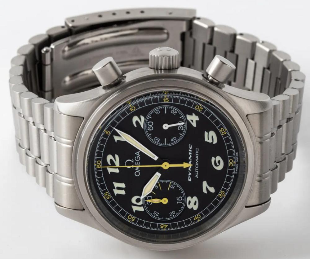 Đồng hồ Omega Dynamic III Automatic Chronograph tham chiếu 5290.50.40