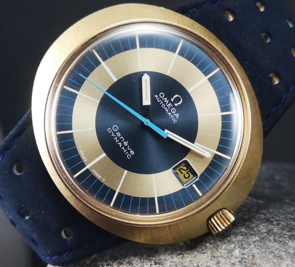 Đồng hồ Omega Genève Dynamic I tham chiếu CD 566.0015
