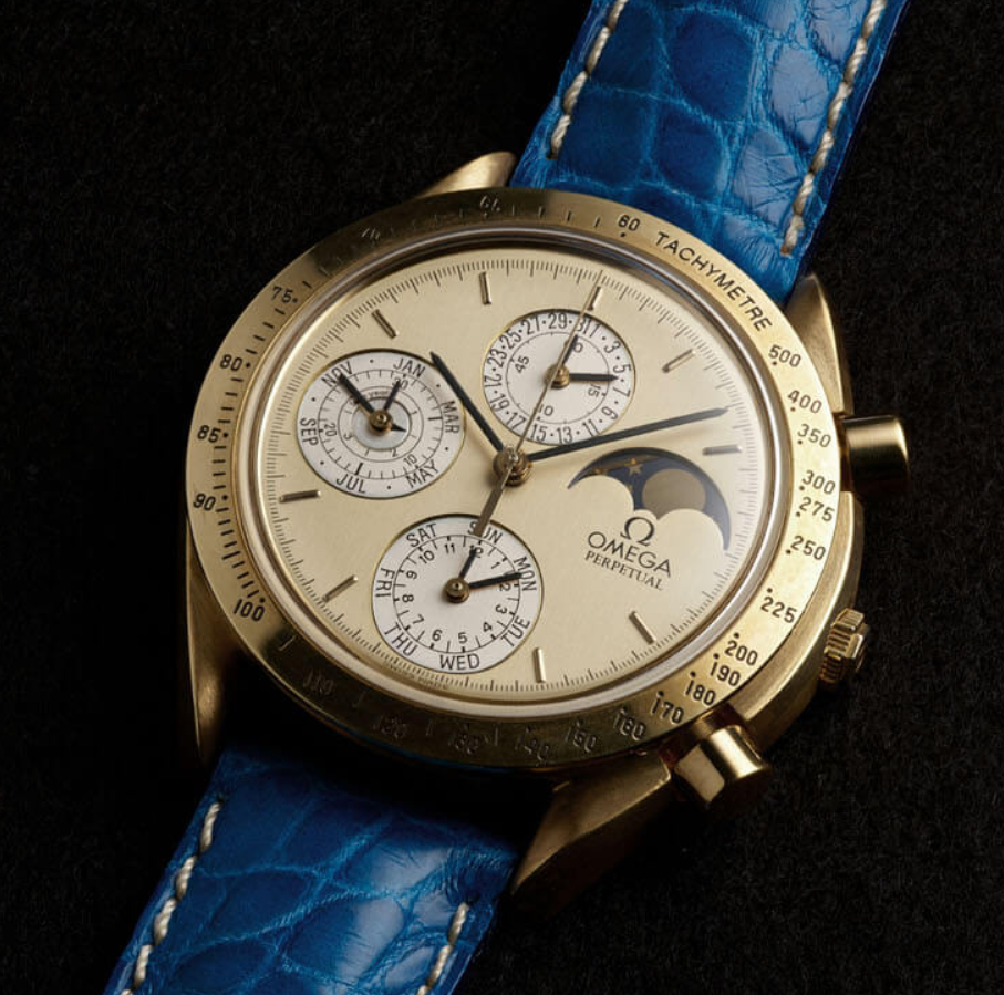 Đồng hồ Omega Speedmaster Perpetual Calendar