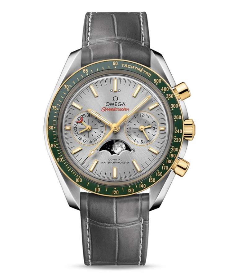 Đồng hồ Omega Speedmaster Two Counters