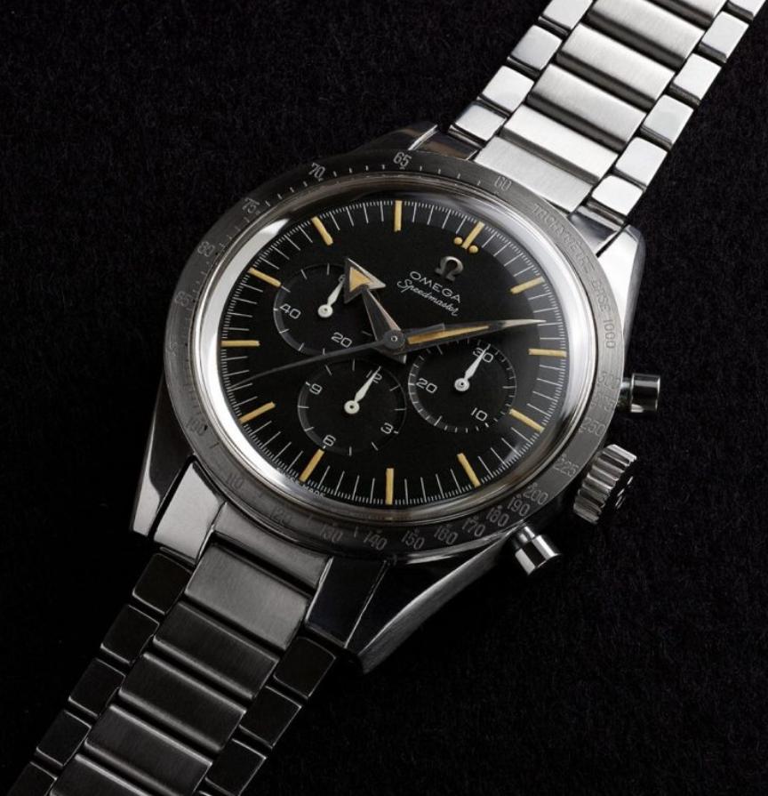 Đồng hồ Omega Speedmaster năm 1957