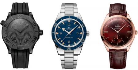 Đồng hồ Omega mới cho năm 2021 và giá bán lẻ của chúng
