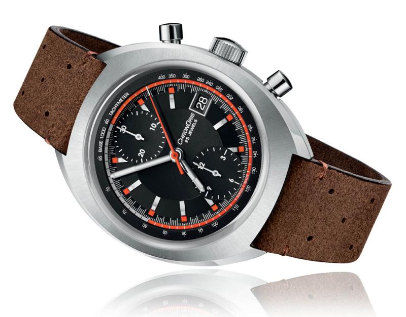 Đồng hồ Oris Chronoris Limited-Edition Leather