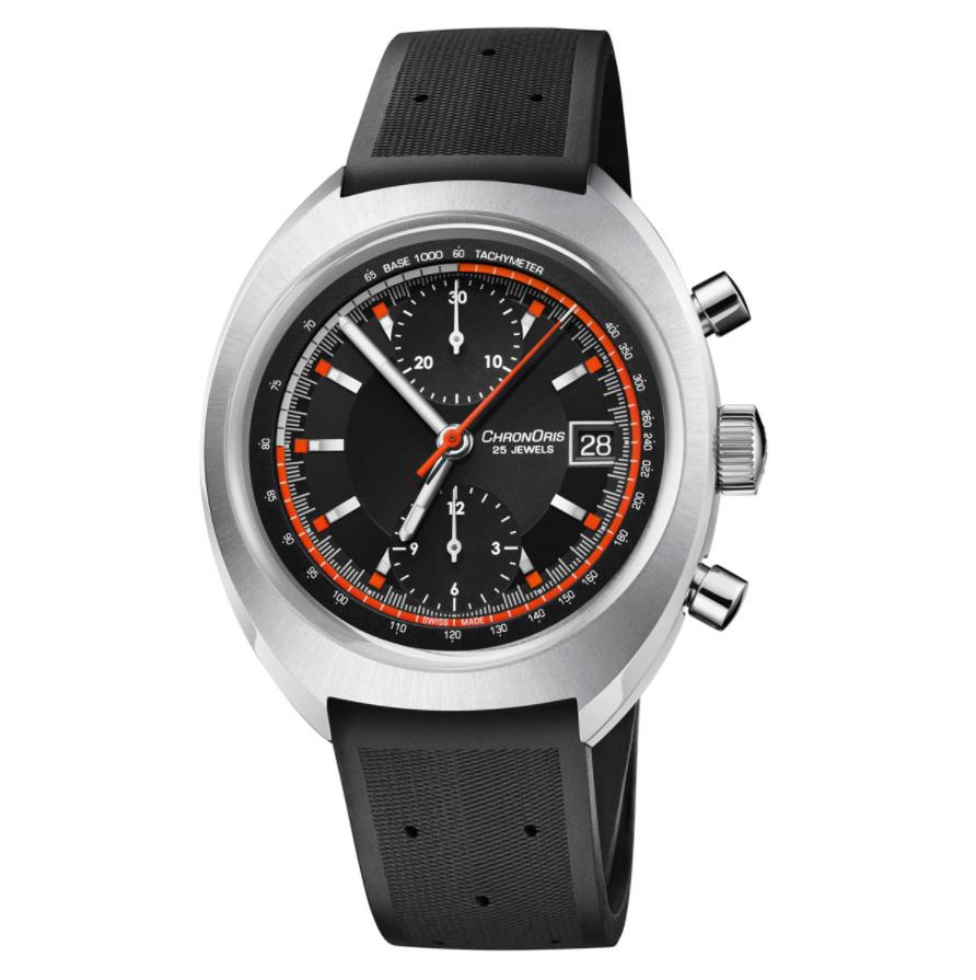 Đồng hồ Oris Chronoris Limited Edition Rubber Strap