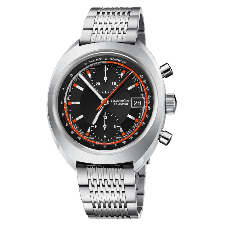 Đồng hồ Oris Chronoris Limited-Edition Stainless Steel