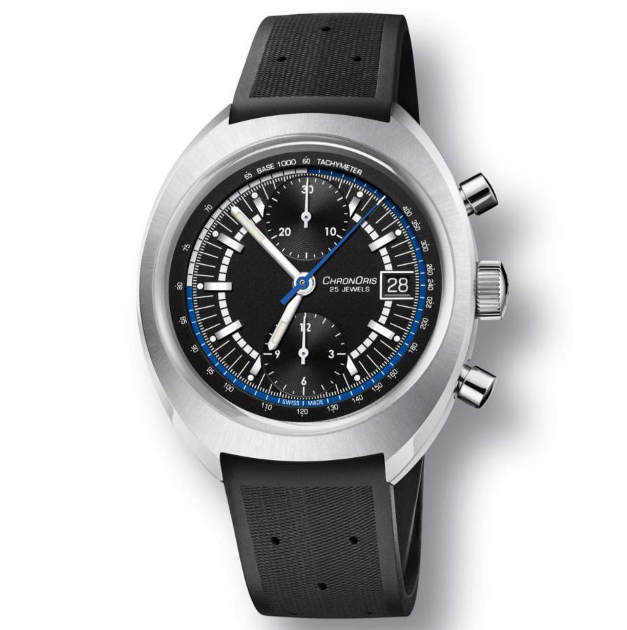 Đồng hồ Oris Chronoris Williams 40th Anniversary Strap