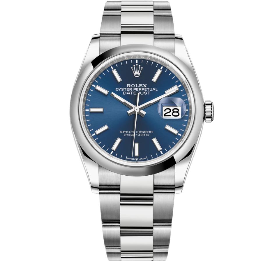 Giá đồng hồ Rolex Datejust 36 Ref. 126200