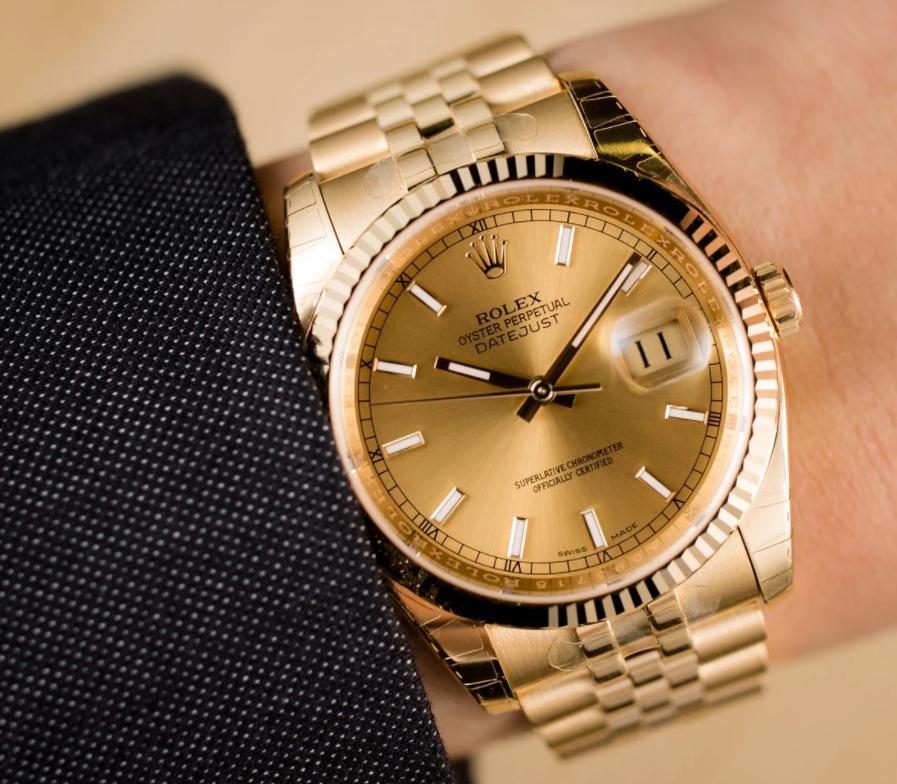 Làm thế nào bạn có thể biết Rolex Datejust là thật?
