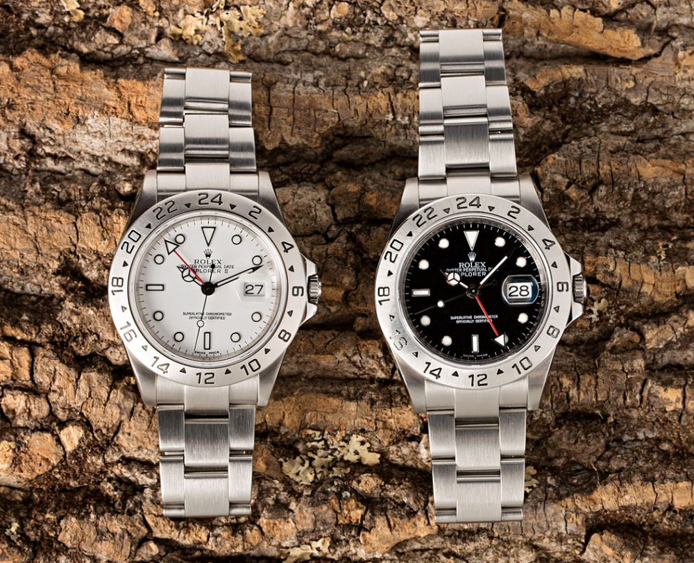 Đồng hồ thể thao Rolex Explorer