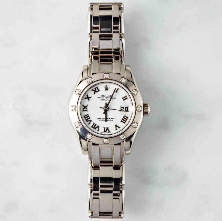 Đồng hồ Rolex nữ Pearlmaster