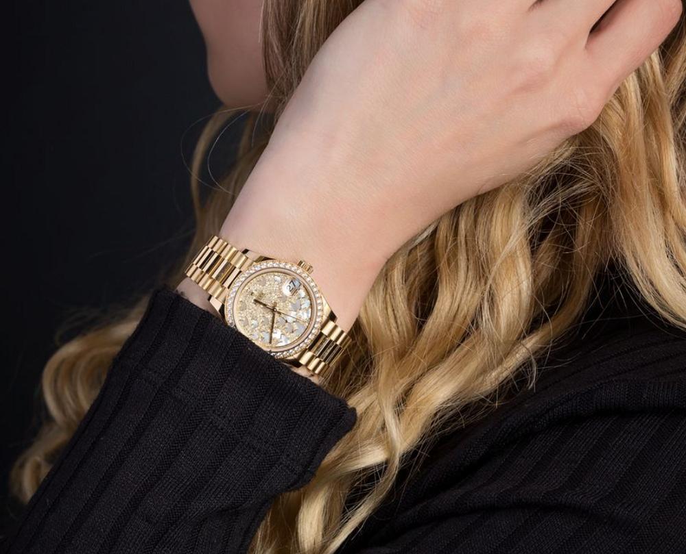 Đồng hồ Rolex nữ Lady President