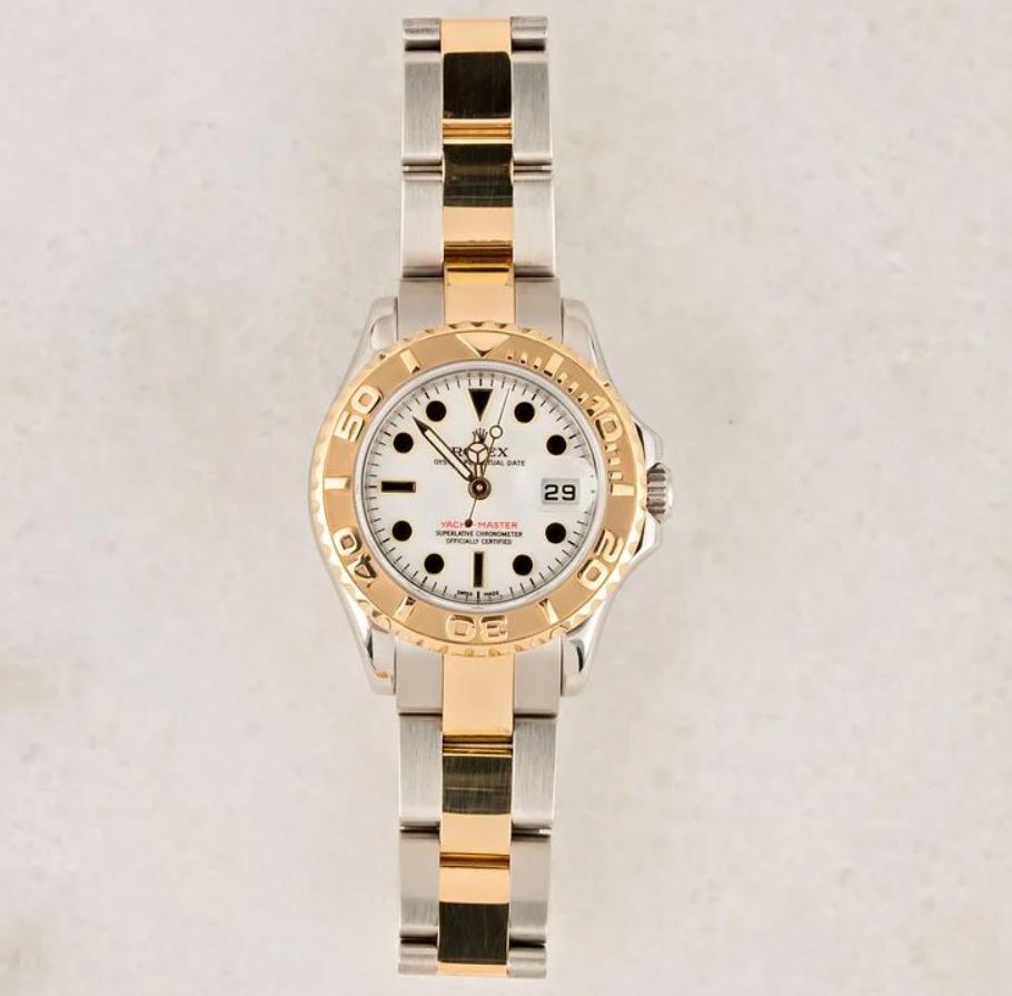 Đồng hồ Rolex nữ Ladies Yacht-Master