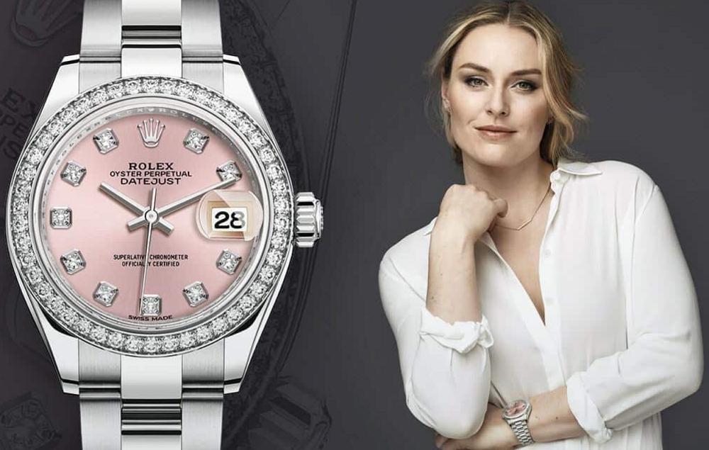 Đồng hồ Rolex nữ và Giá các mẫu đồng hồ Rolex nữ