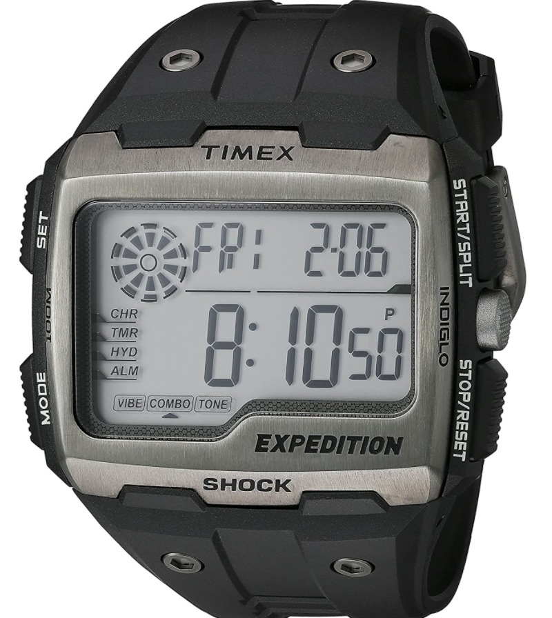 Đồng hồ Timex Expedition Grid Shock