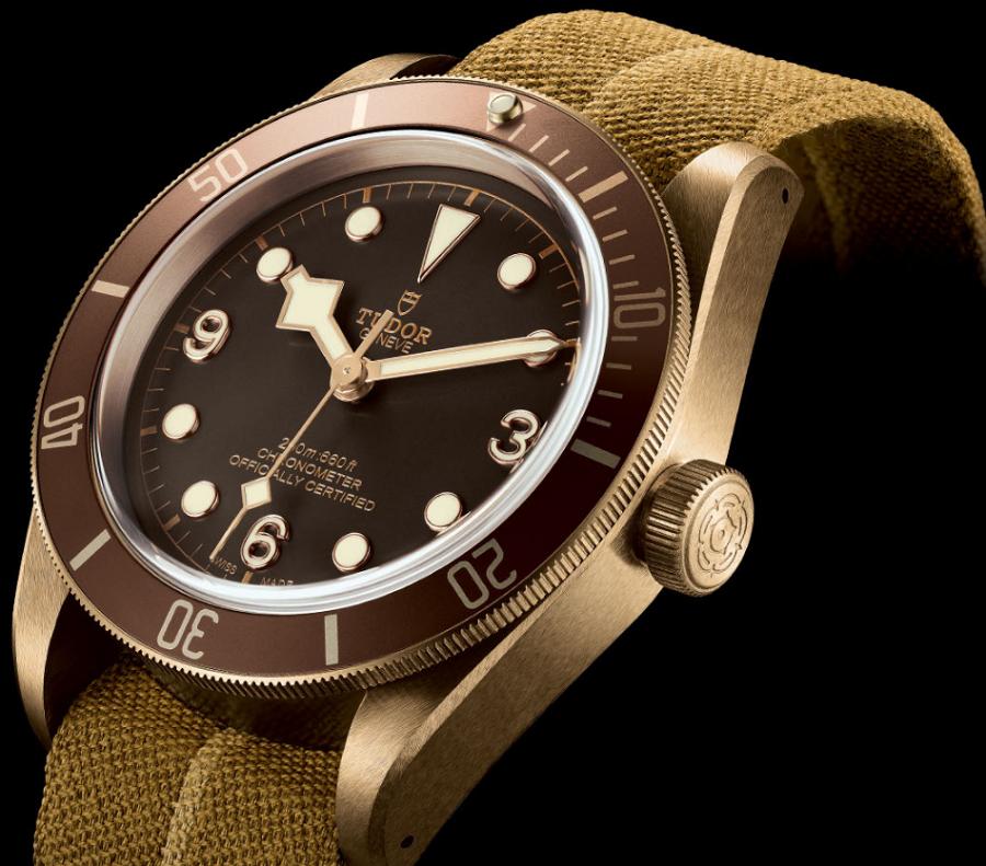 Đồng hồ Tudor m79250bm-0004 Black Bay Bronze 43mm