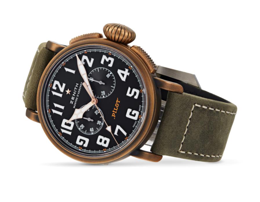 Đồng hồ Zenith 29.2430.4069/21.c800 Pilot Type 20 Chronograph