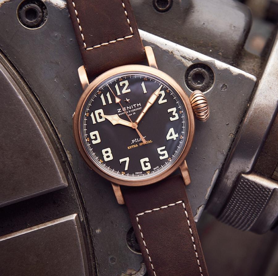 Đồng hồ Zenith 29.2430.679/21.C753 Pilot Type 20