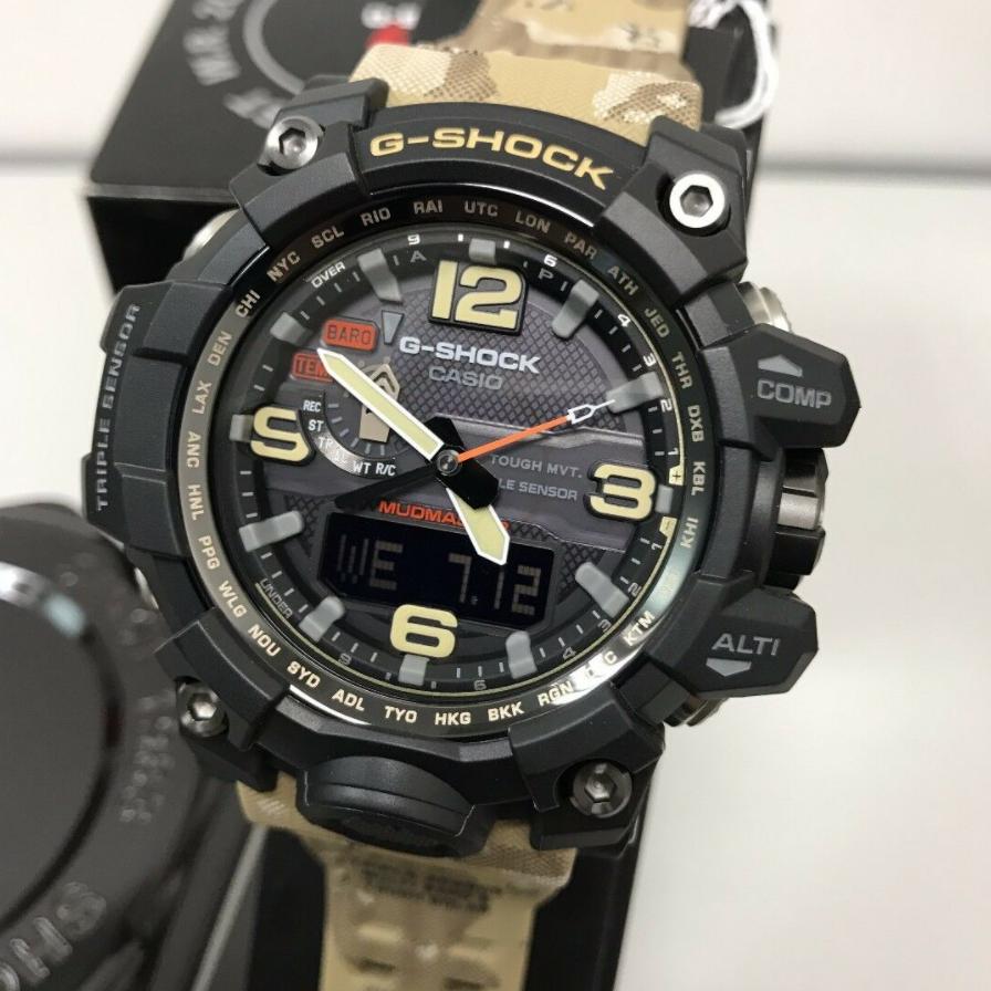 Đồng hồ Casio G-Shock Master of G Series GWG1000DC1A5