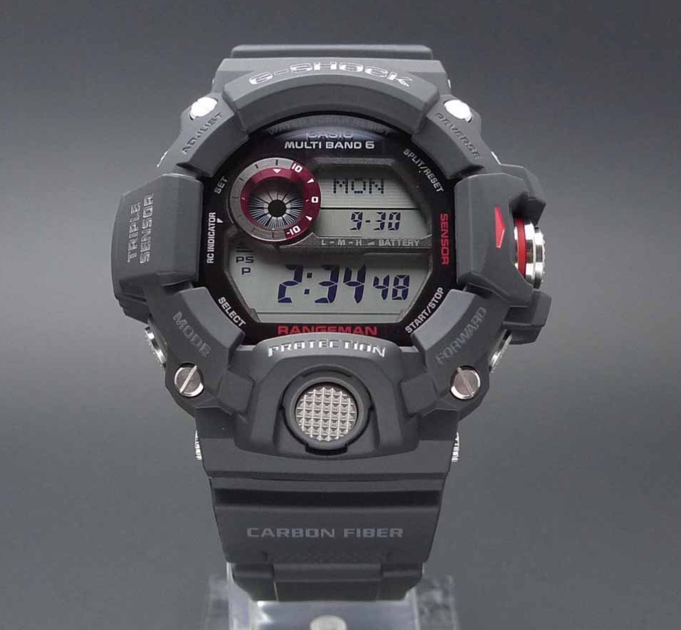 Đồng hồ Casio G-Shock Rangeman GW-9400J-1JF