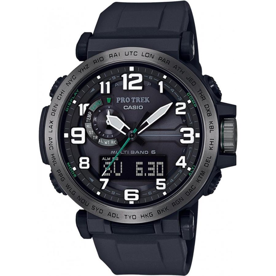 Đồng hồ Casio Pro Trek PRW-6600Y-1JF