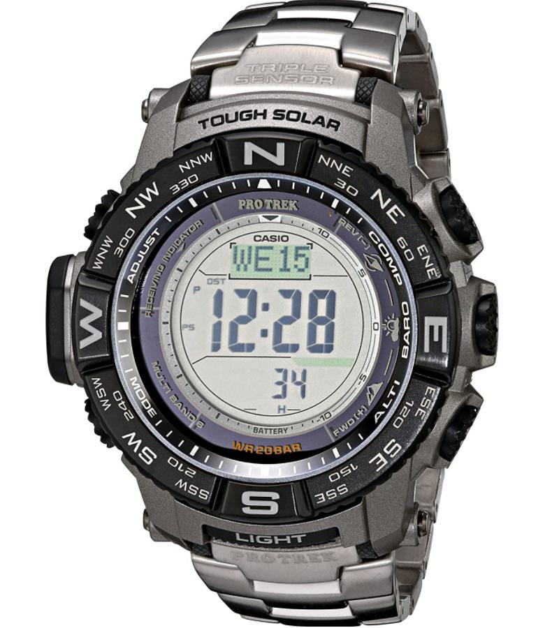 Đồng hồ Casio Pro Trek Tough Solar PRW3500T-7