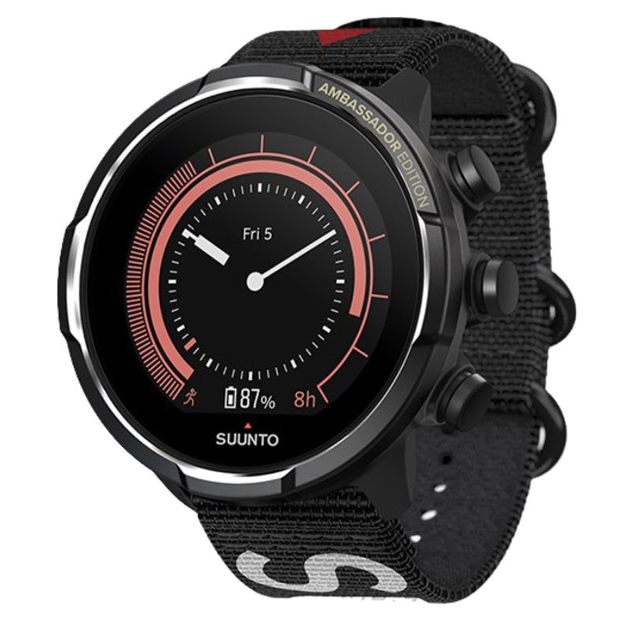 Đồng hồ Suunto 9 Baro Black SS050087000