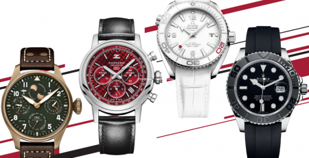 Đồng hồ thể thao và Hướng dẫn mua đồng hồ thể thao sang trọng
