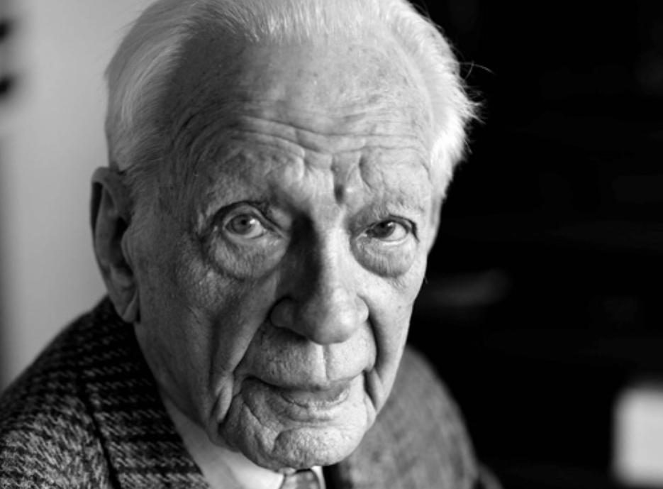Helmut Sinn nhà sáng lập thương hiệu đồng hồ Sinn
