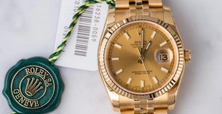 Hướng dẫn Mua và Đánh giá đồng hồ Rolex Datejust 116238