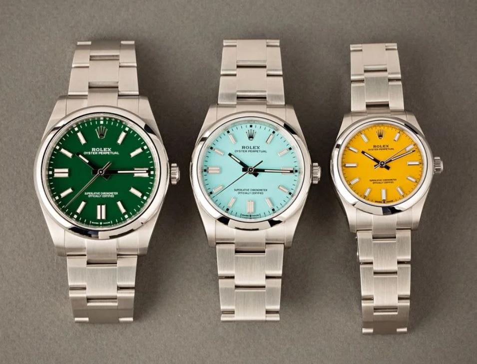 Hướng dẫn mua đồng hồ Rolex để đeo vào mua xuân