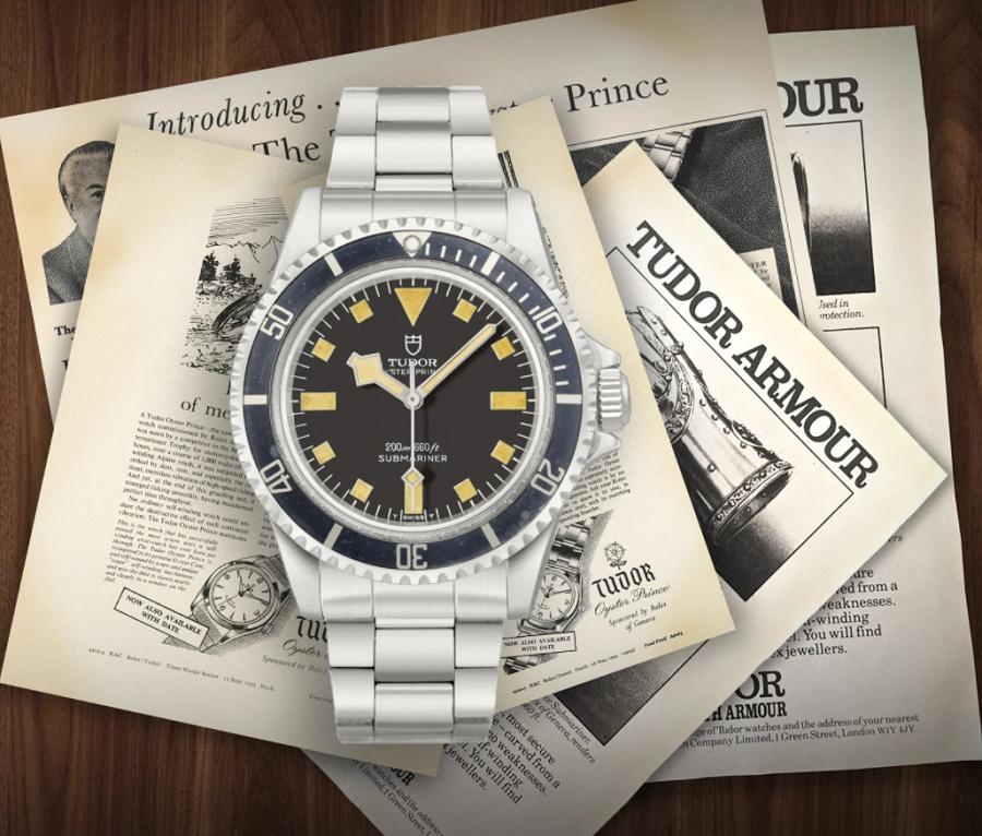 Lịch sử về thương hiệu đồng hồ Tudor