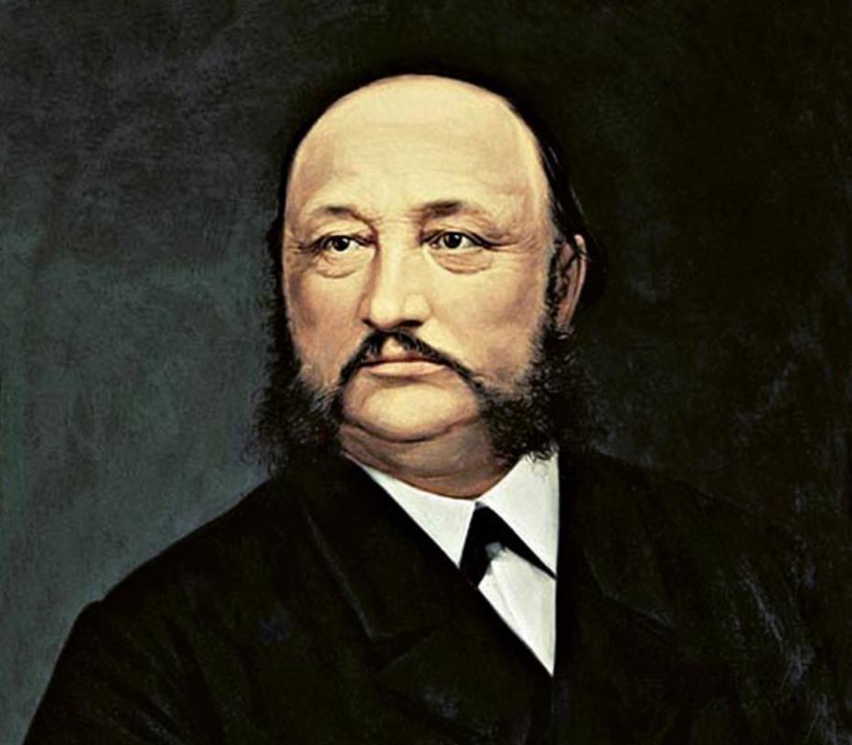 Louis Brandt nhà sáng lập thương hiệu đồng hồ Omega
