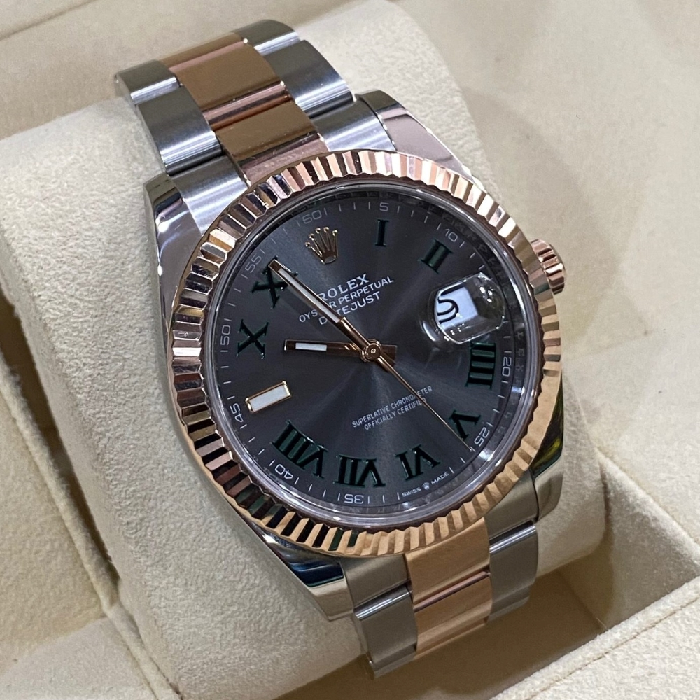 Rolex-Datejust-126331-mat-so-Wimbledon-Demi-vang-hong-18k-3