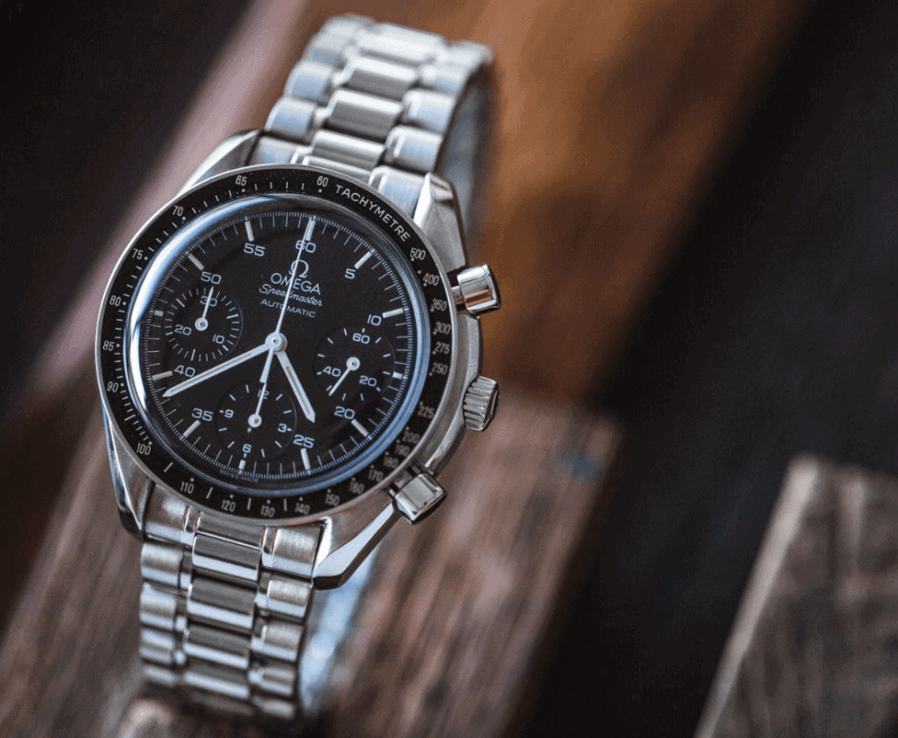 Đánh giá đồng hồ Omega Speedmaster Reduced 3510.50