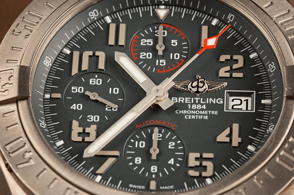 Đồng hồ Breitling Chronograph