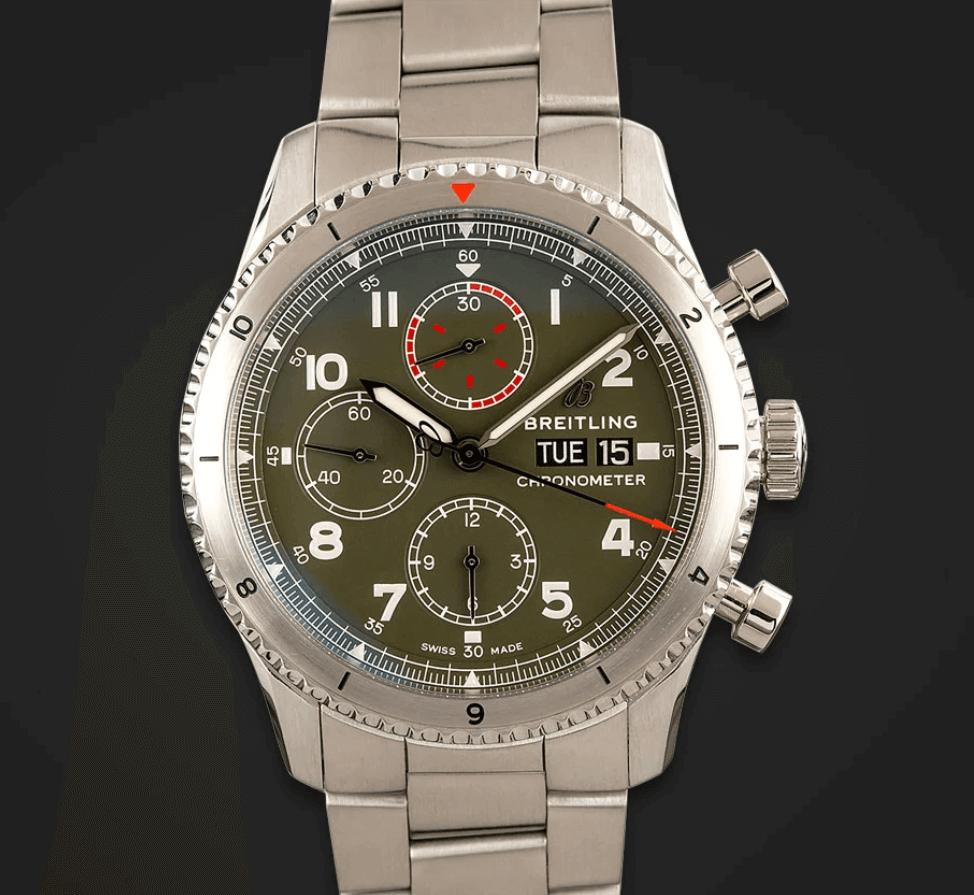 Đồng hồ Breitling Aviator 8
