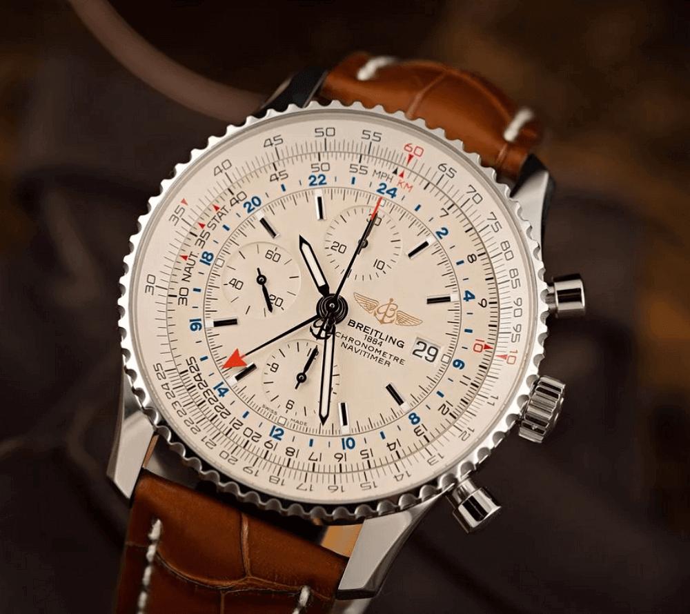 Đồng hồ Breitling Navitimer GMT