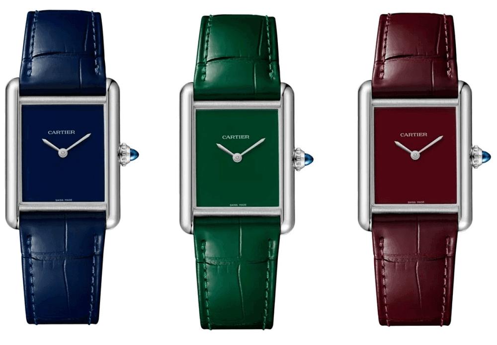 Đồng hồ Cartier Tank Must