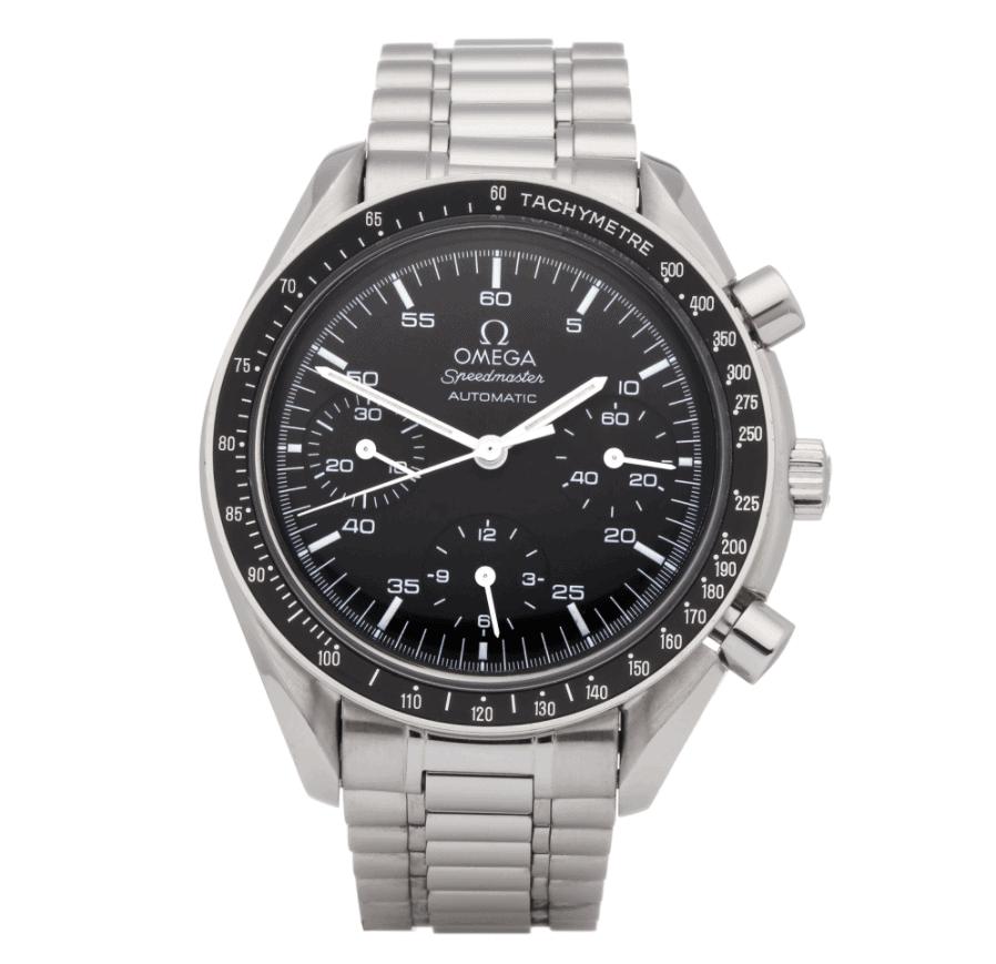 Omega Speedmaster Reduced chiếc đồng hồ tự động nổi bật