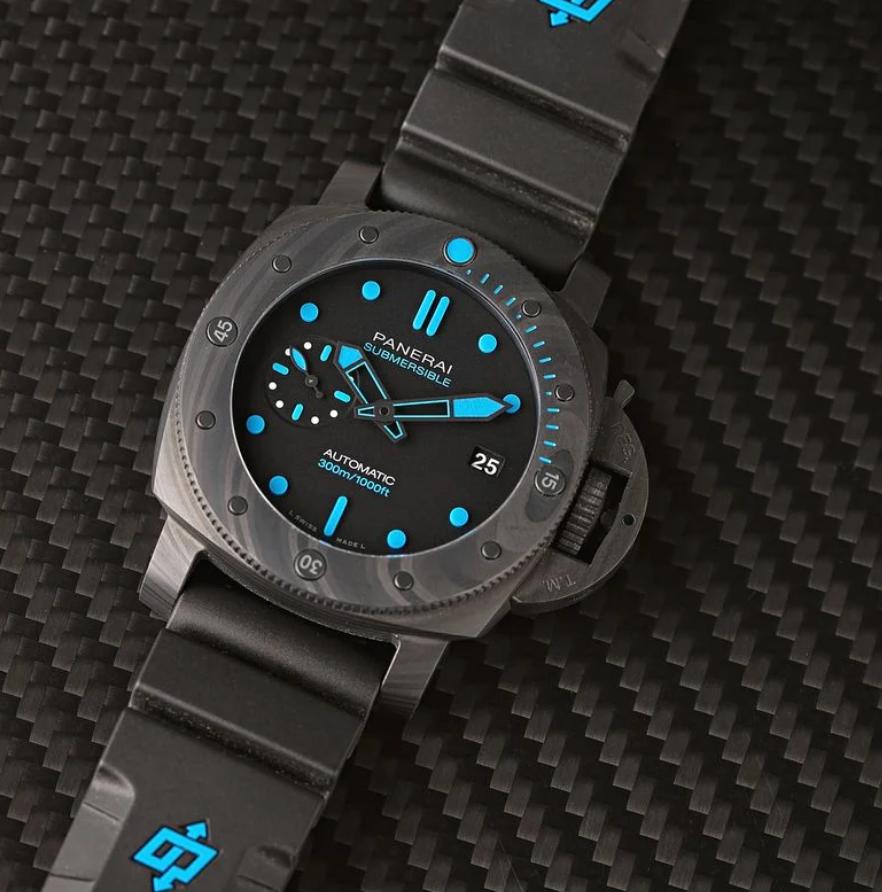 Bộ sưu tập đồng hồ Panerai Submersible